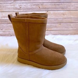 UGG Chestnut Classic Short Waterproof Boots